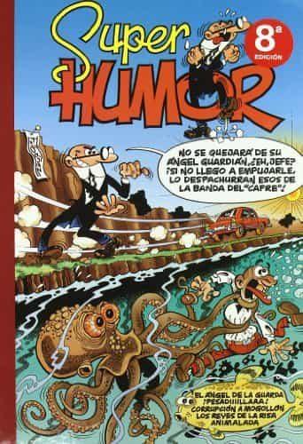 super humor mortadelo nº 26: varias historietas-f. ibañez-9788440669827