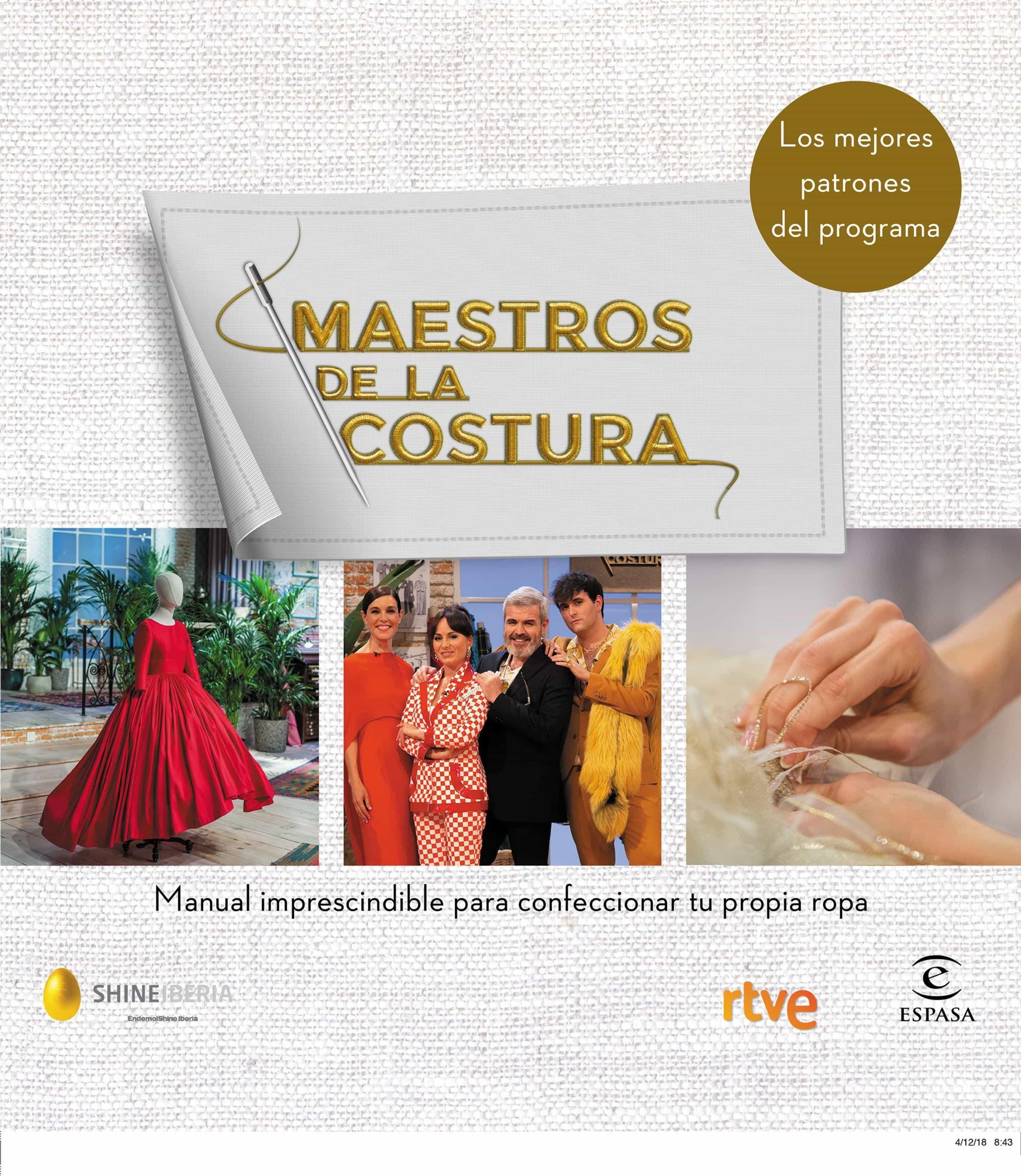 MAESTROS DE LA COSTURA. MANUAL IMPRESCINDIBLE PARA CONFECCIONAR TU ...