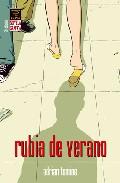 Rubia De Verano por Adrian Tomine Gratis