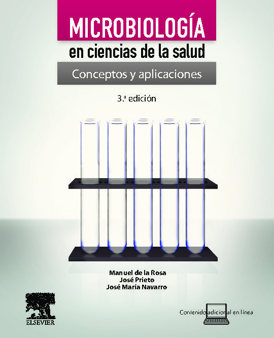 MICROBIOLOGIA EN CIENCIAS DE LA SALUD: CONCEPTOS Y APLICACIONES ( 3ª ...