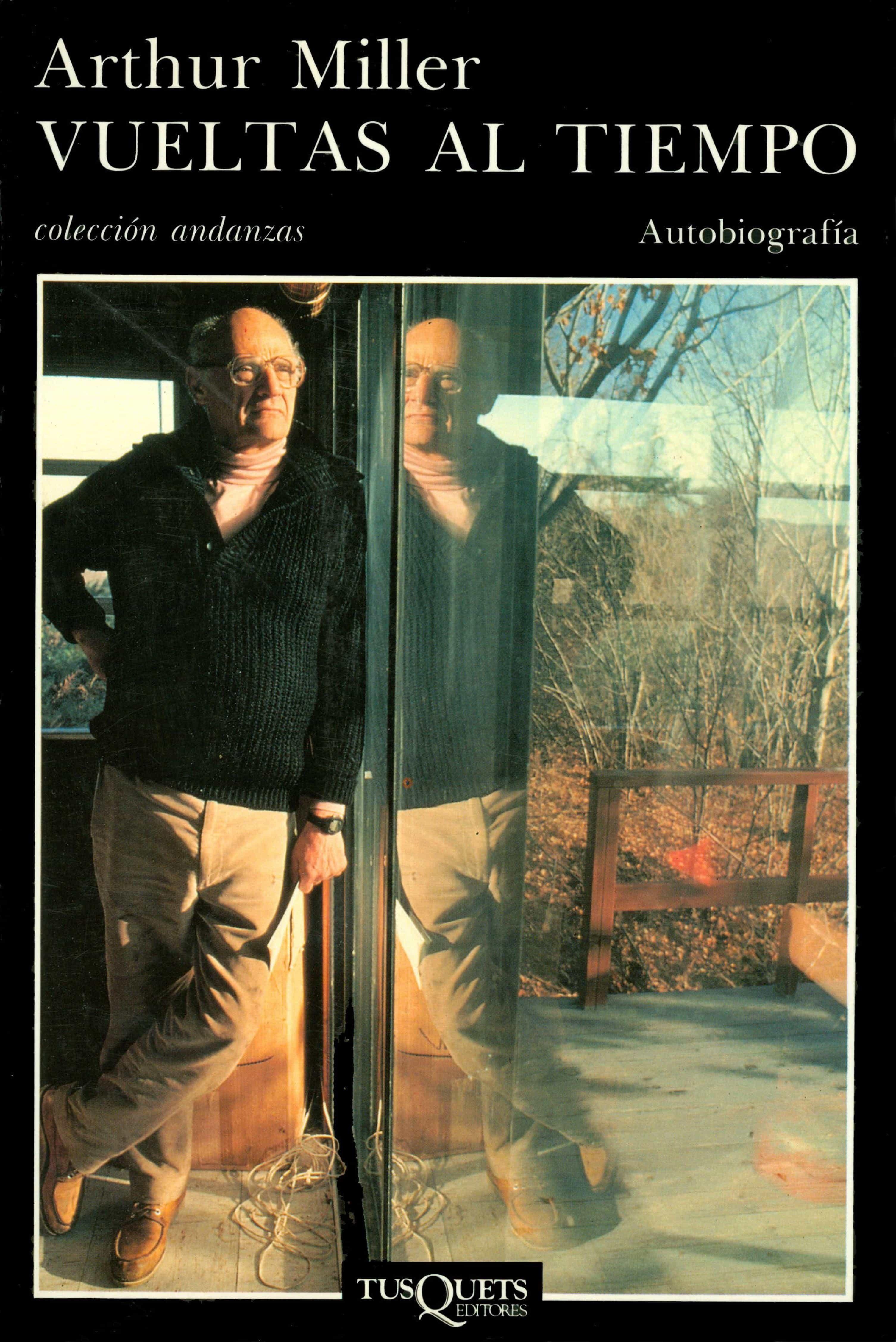 vueltas al tiempo (ebook)-arthur miller-9788490661727