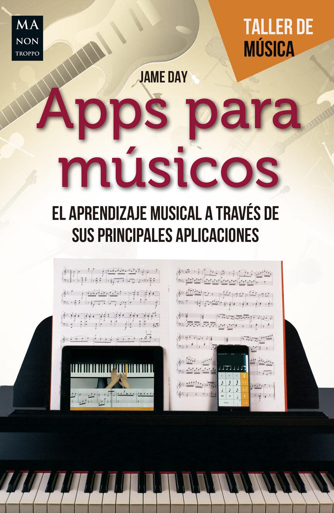 Apps Para Musicos por Jame Day