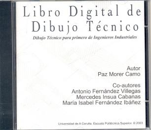LIBRO DIGITAL DE DIBUJO TECNICO CRROM  PAZ MORER CAMO