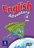 English Adventure 4 (dvd) por Vv.aa.