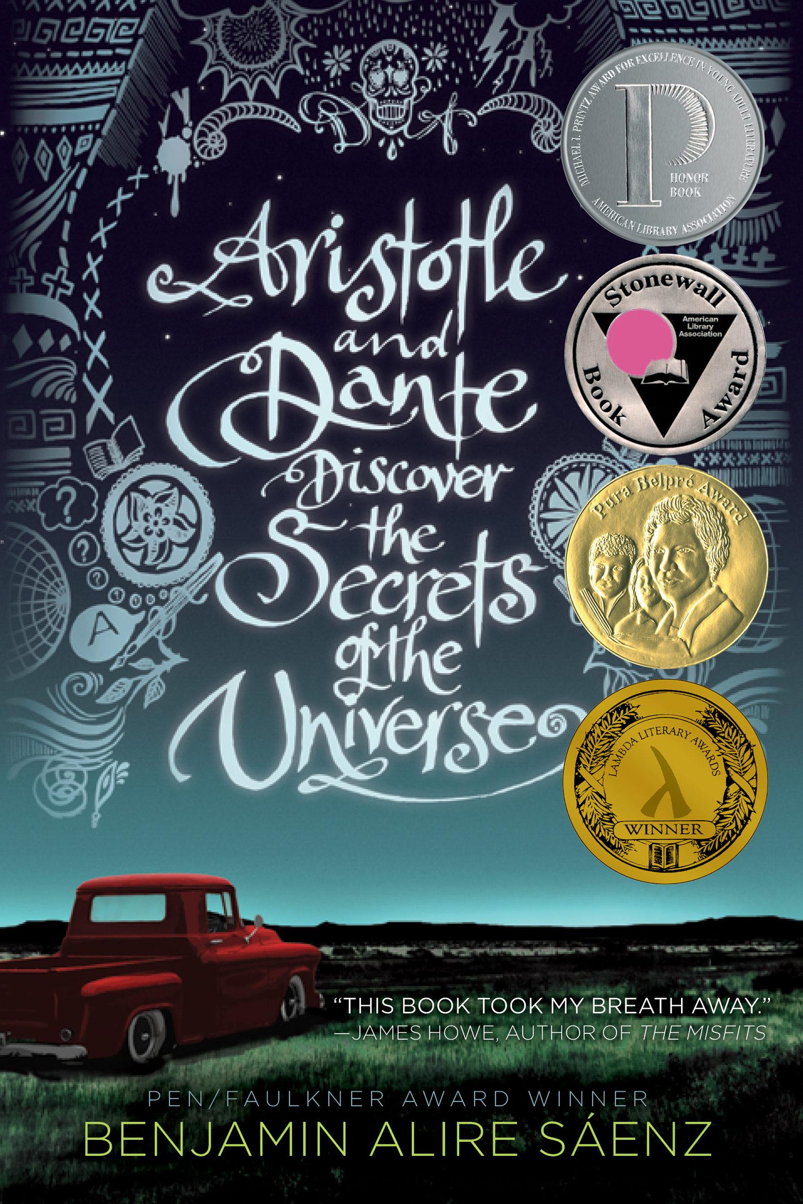 aristotle and dante discover the secrets of the universe-benjamin alire saenz-9781442408937