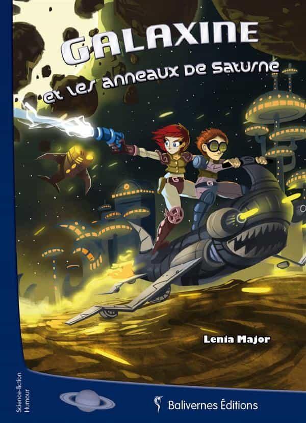 Galaxine Et Les Anneaux De Saturne   por Lenia Major epub