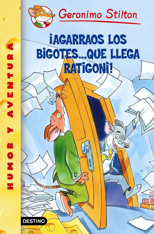 Pack Gs15 Agarraos + Ratosorpresa por Geronimo Stilton epub