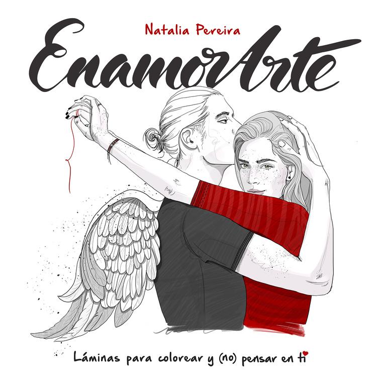 ENAMORARTE: LAMINAS PARA COLOREAR Y (NO) PENSAR EN TI | NATALIA ...