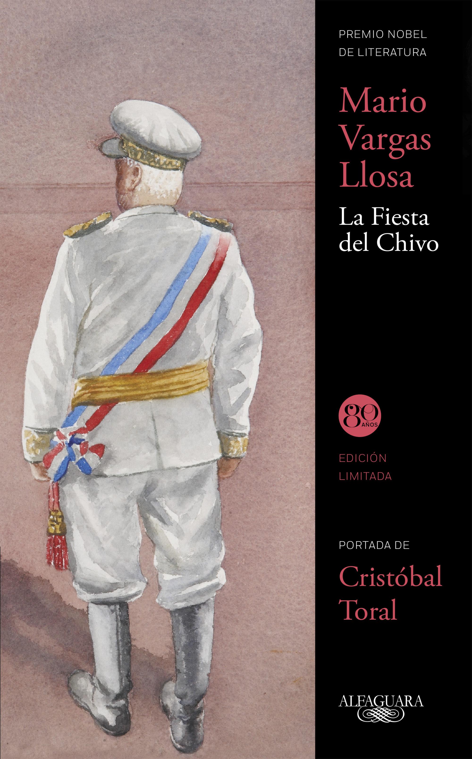 La Fiesta Del Chivo (ebook)mario Vargas Llosa9788420499437