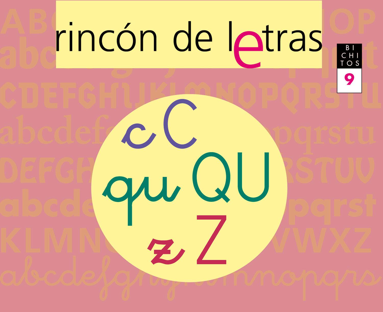 Lecto-escritura Rincon De Letras 9 por Vv.aa. epub
