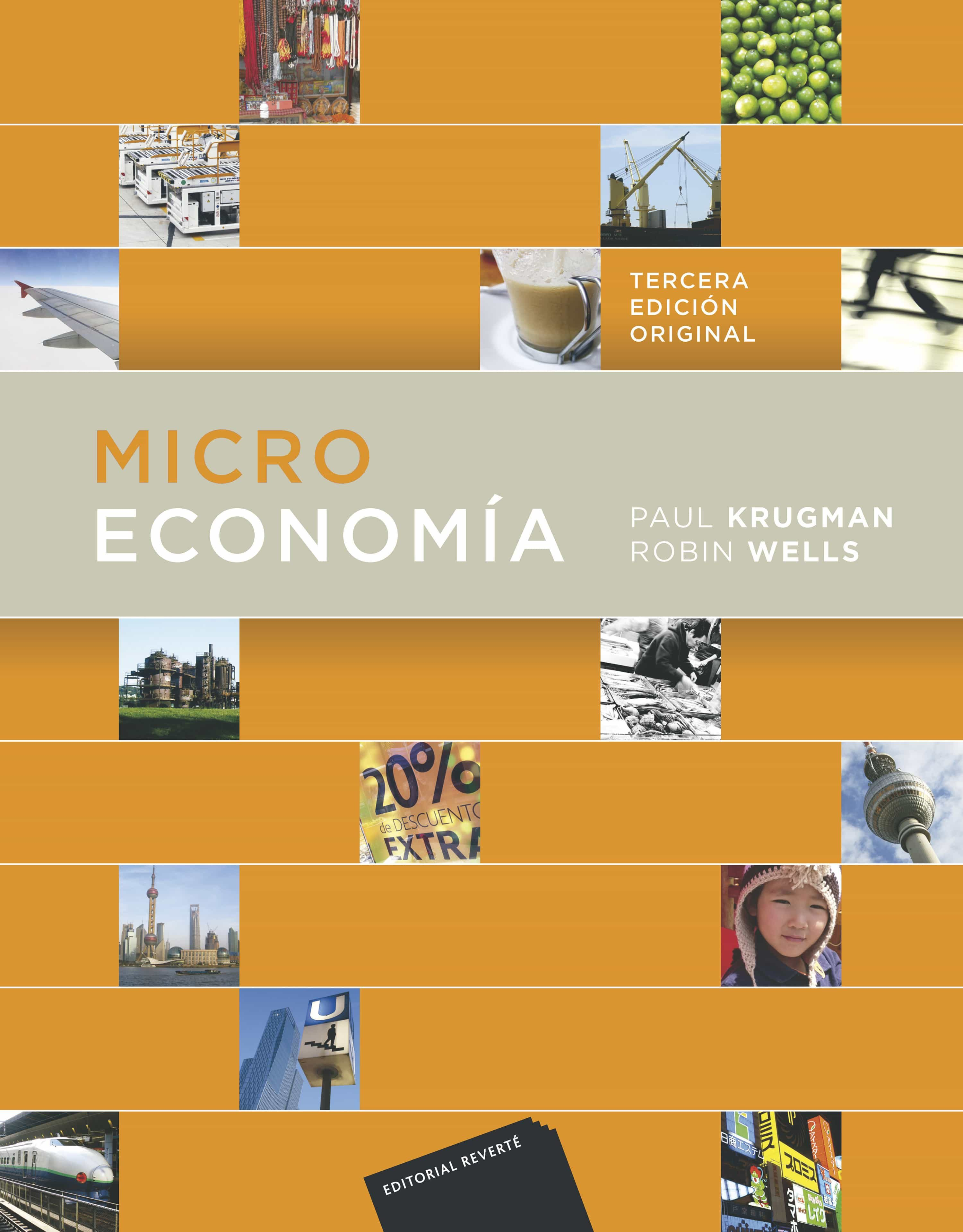 Microeconomia 2 ed paul krugman robin wells 9788429126037