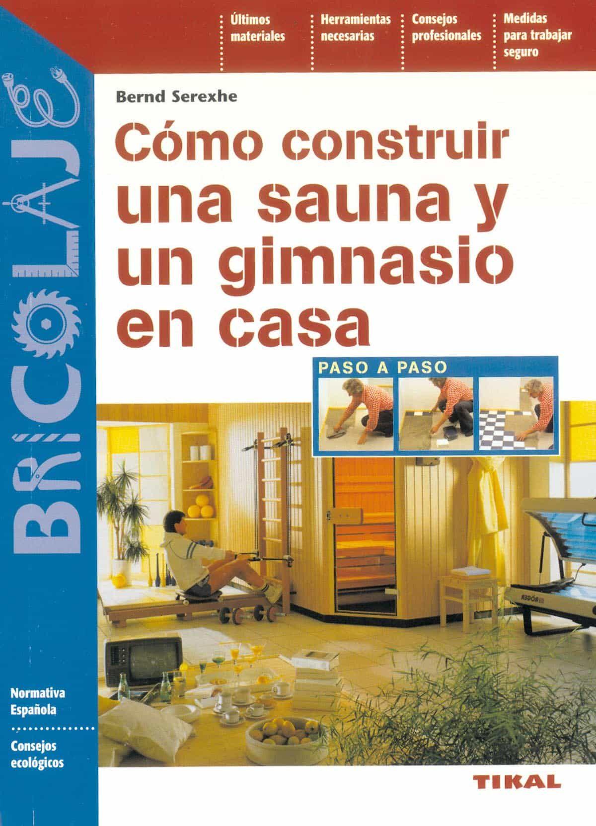 Saunas en casa una casa passiva con granaio del secolo for Como instalar un jacuzzi en casa