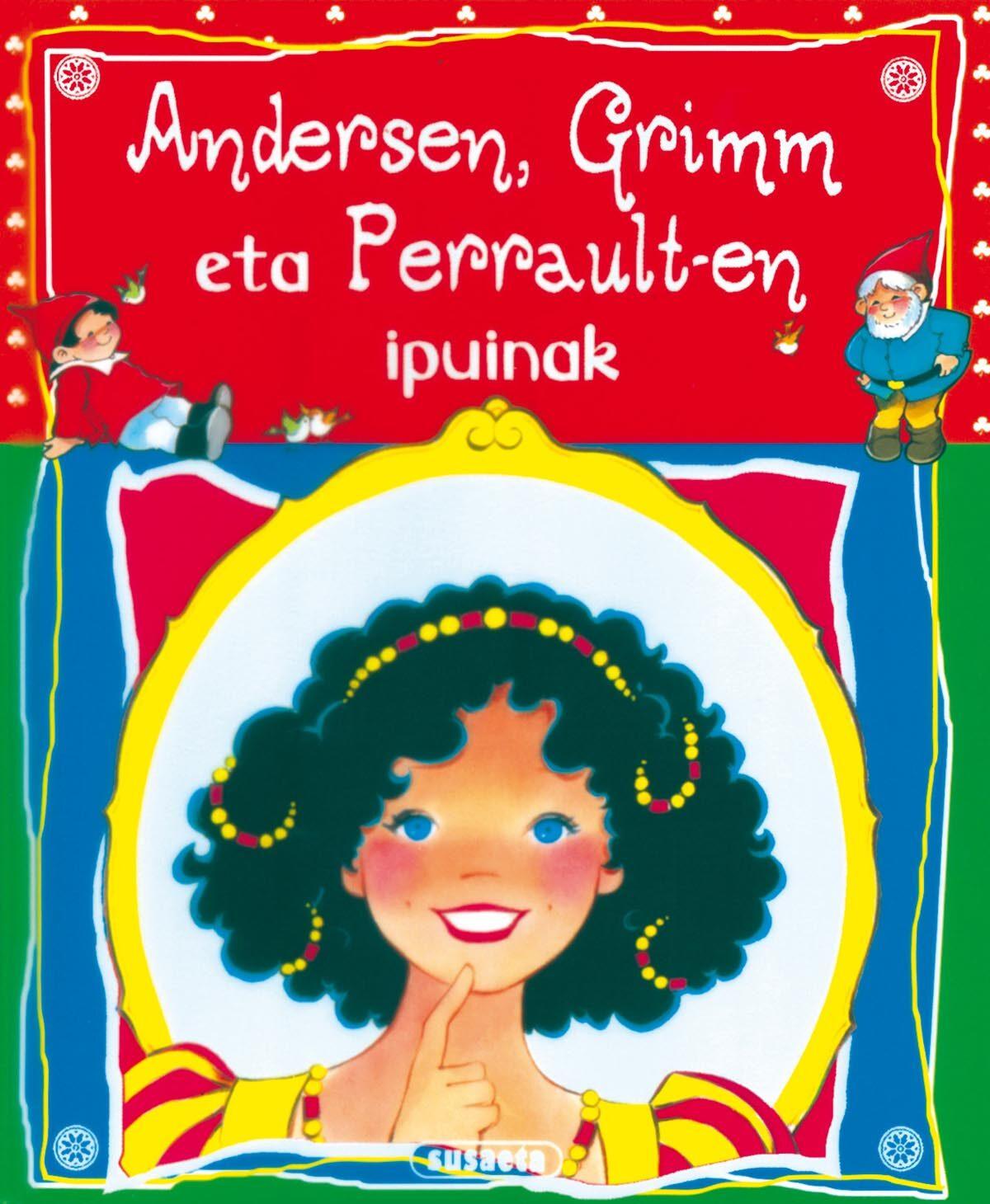 Anderse, Grimm Eta Perraulen Ipuinak por Vv.aa.