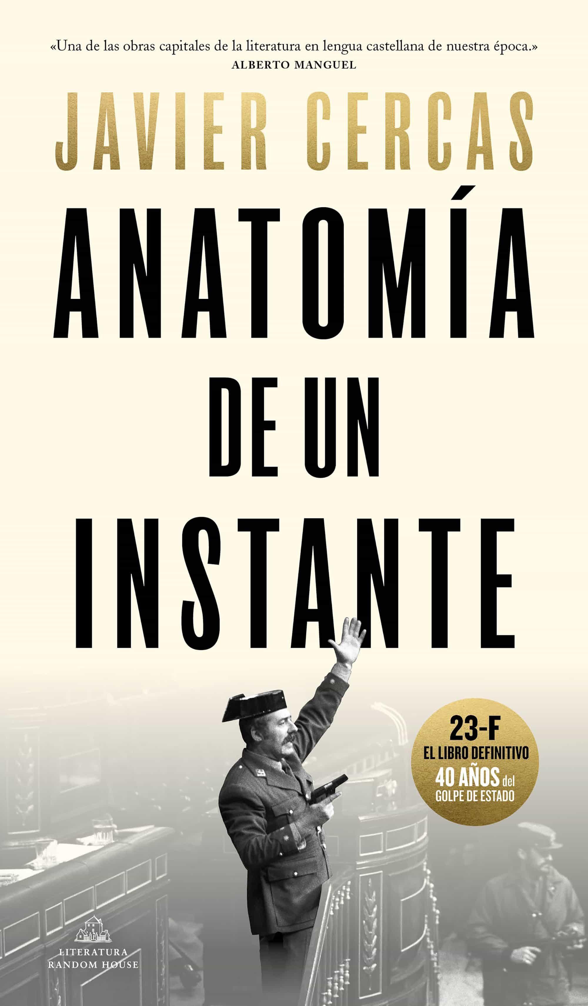 ANATOMIA DE UN INSTANTE (TAPA DURA) | JAVIER CERCAS | Comprar libro ...