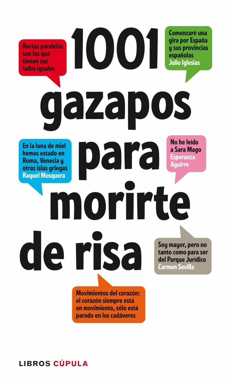 1001 Gazapos Para Morirte De Risa Vvaa Comprar Libro 9788448048037