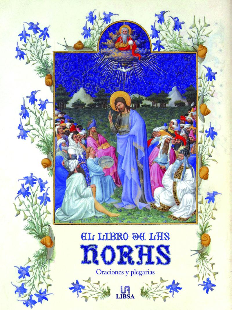 libro de horas. plegarias y oraciones-pablo martin avila-9788466237437