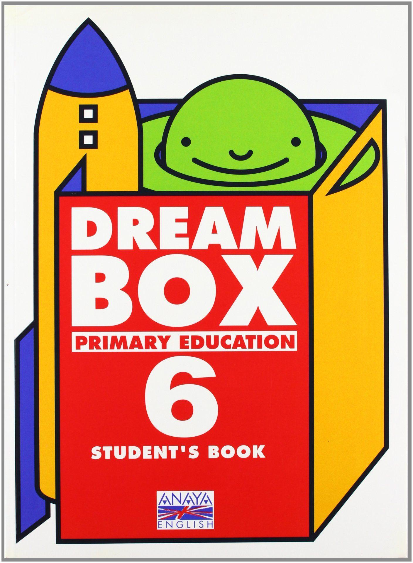 Dream Box Activity Boox (6º E.p.) por Vv.aa. Gratis