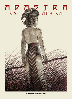4hu0: Adastra En Africa por Barry Windsor-smith