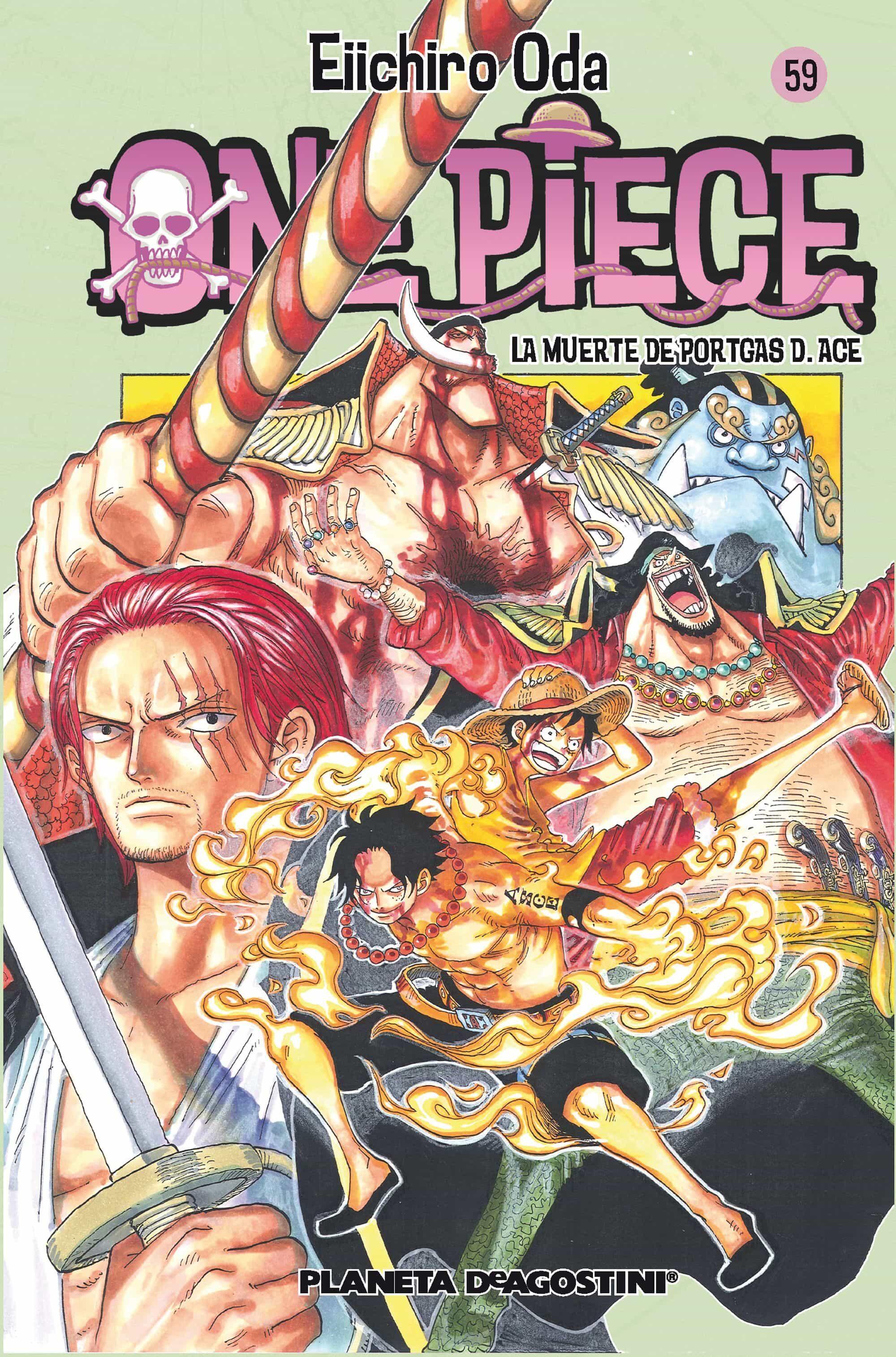One Piece Nº 59 por Eiichiro Oda