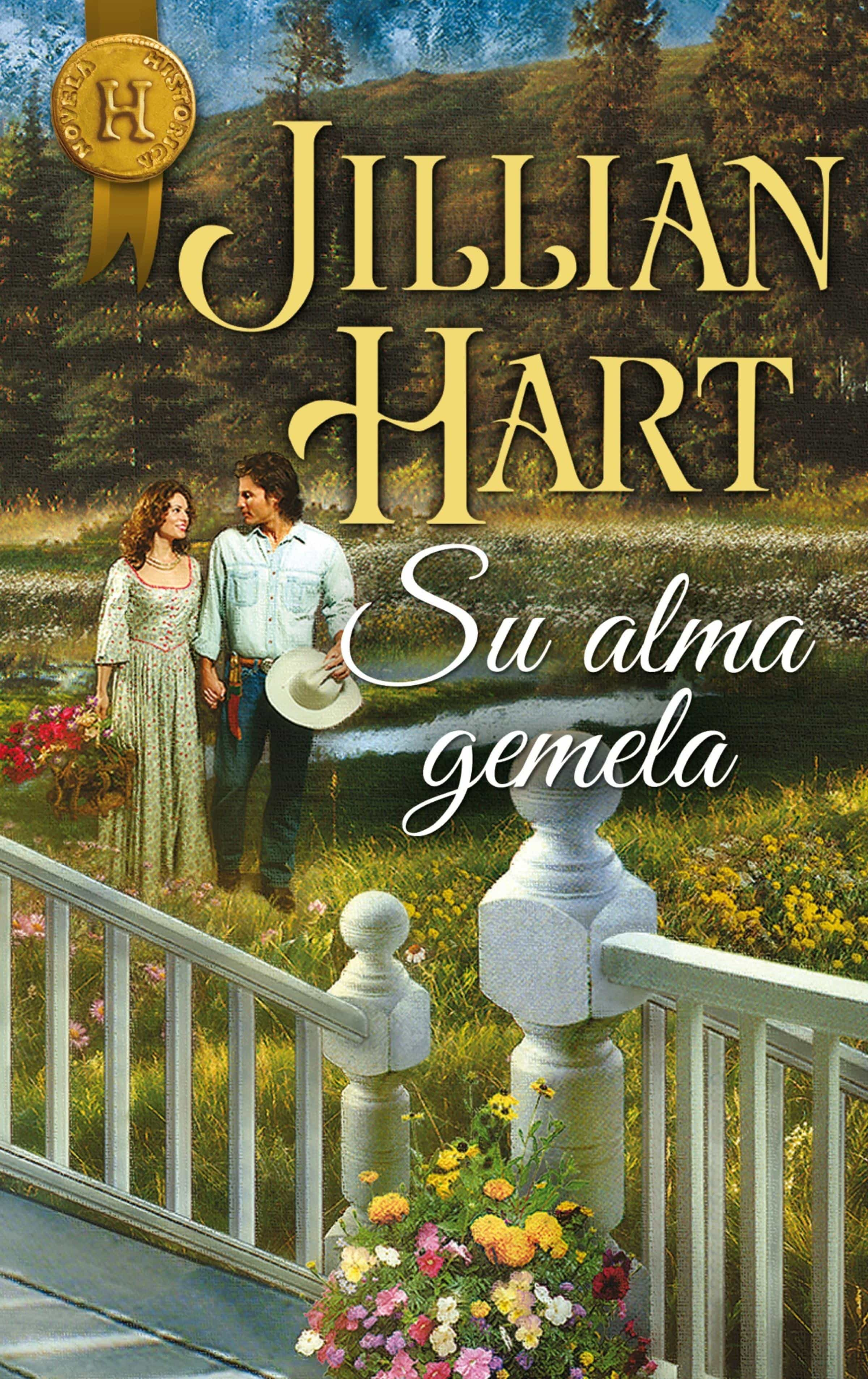 su alma gemela (ebook)-jillian hart-9788468760537