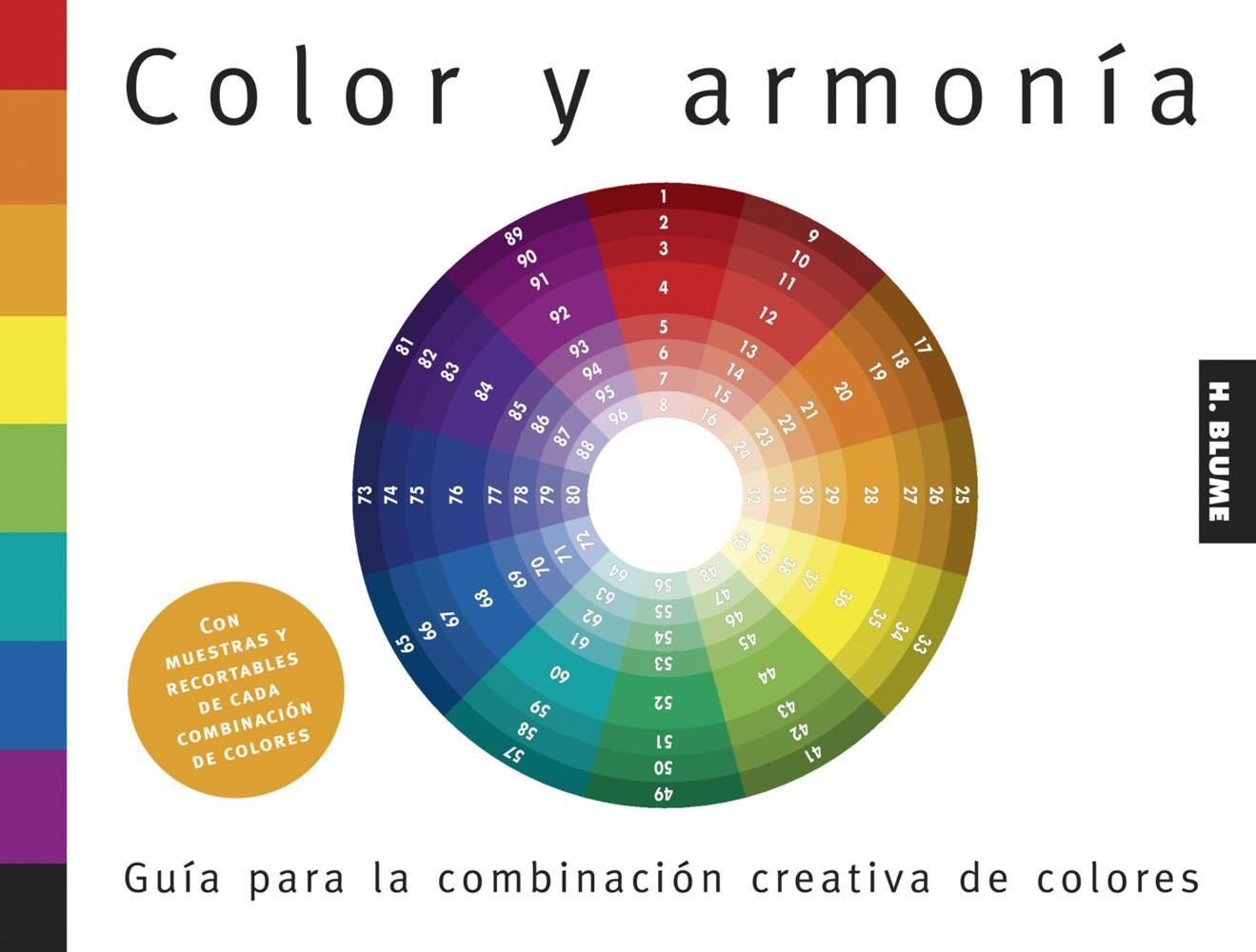 Color Y Armonia Guia Para La Combinacion Creativa De Colores Lesa - Colores-combinacion