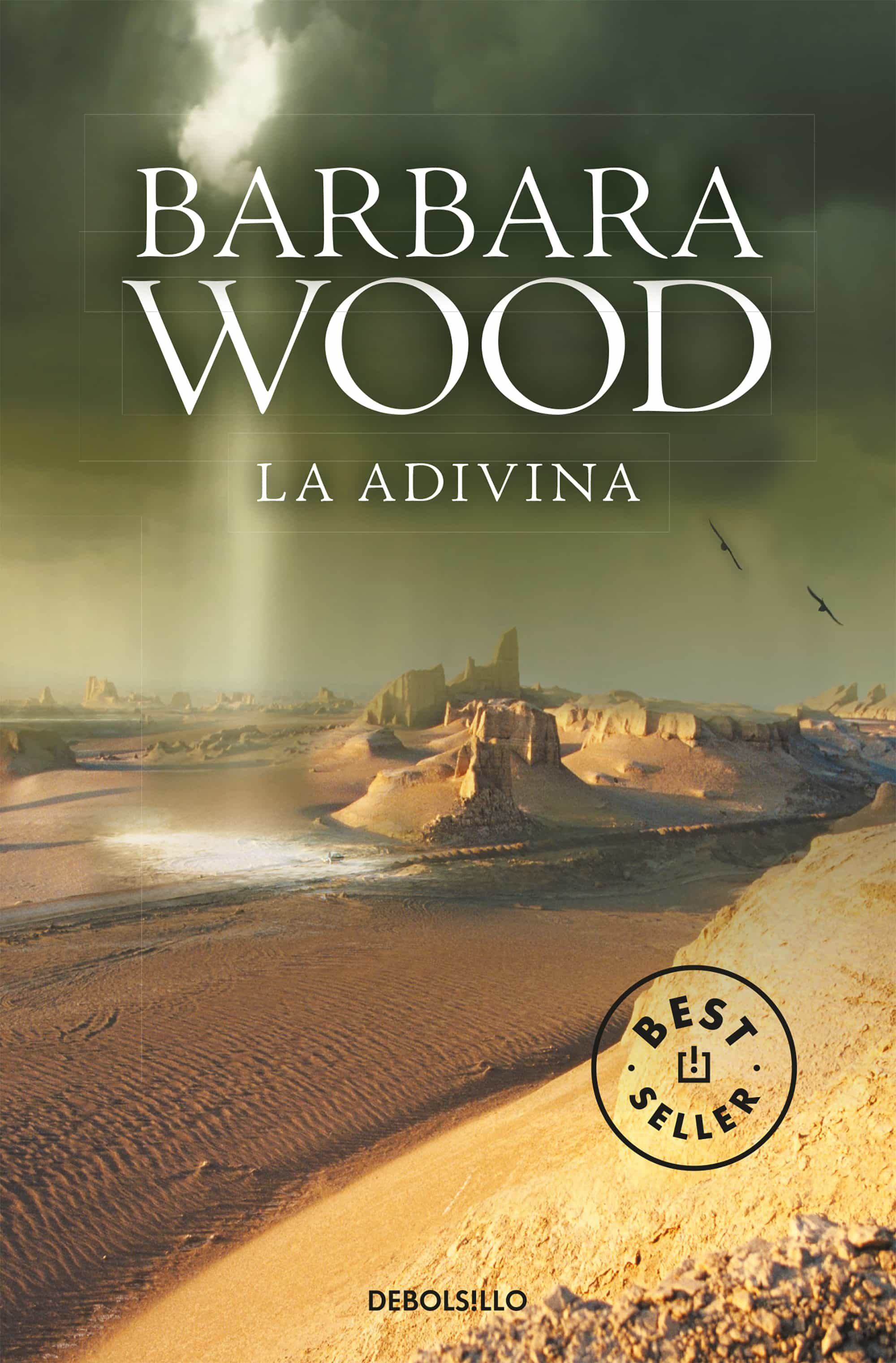 la adivina-barbara wood-9788490322437