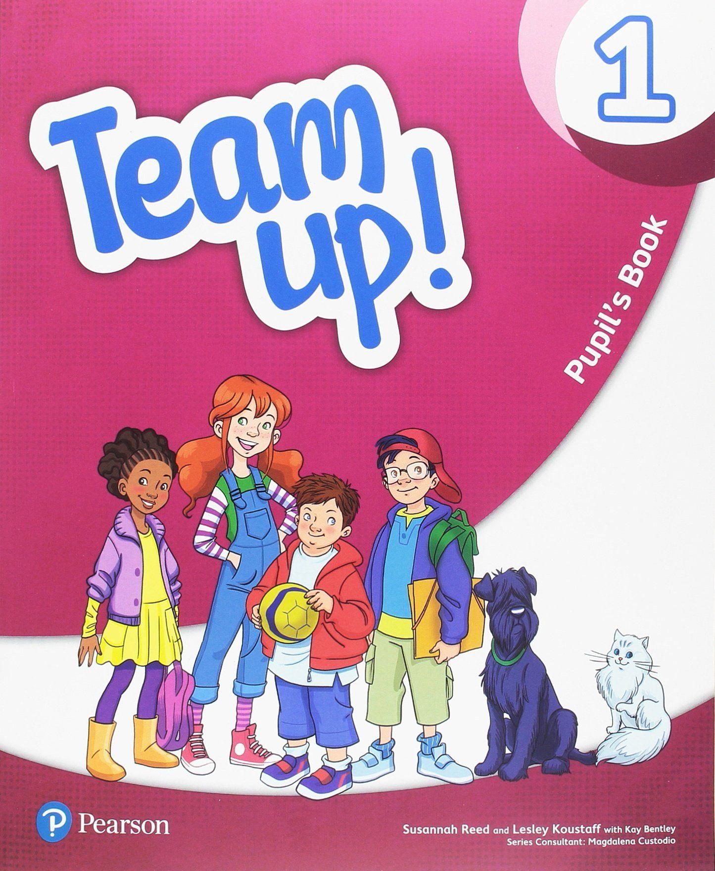 TEAM UP! 1 PUPIL S BOOK PACK | VV.AA. | Comprar libro