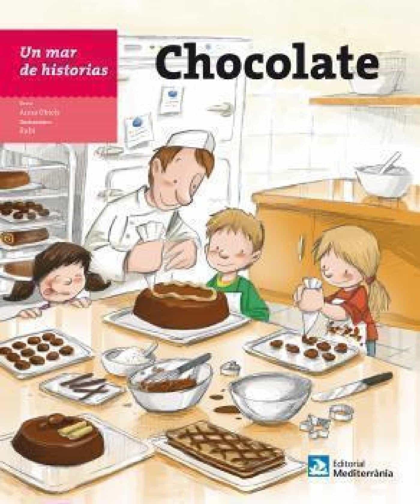 Un Mar De Historias: Chocolate   por Anna Obiols