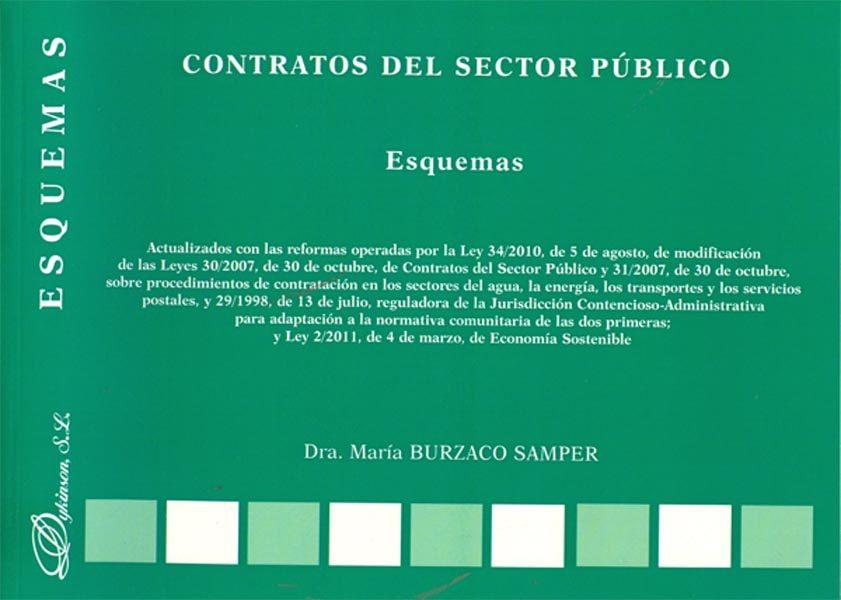 Esquemas Contratos Del Sector Publico Actualizados Con Las Refor