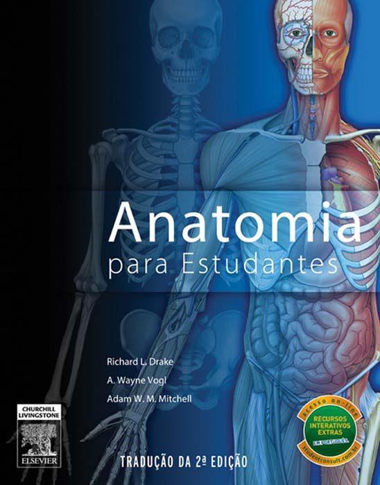 GRAY ANATOMIA PARA ESTUDANTES EBOOK | RICHARD DRAKE | Descargar ...