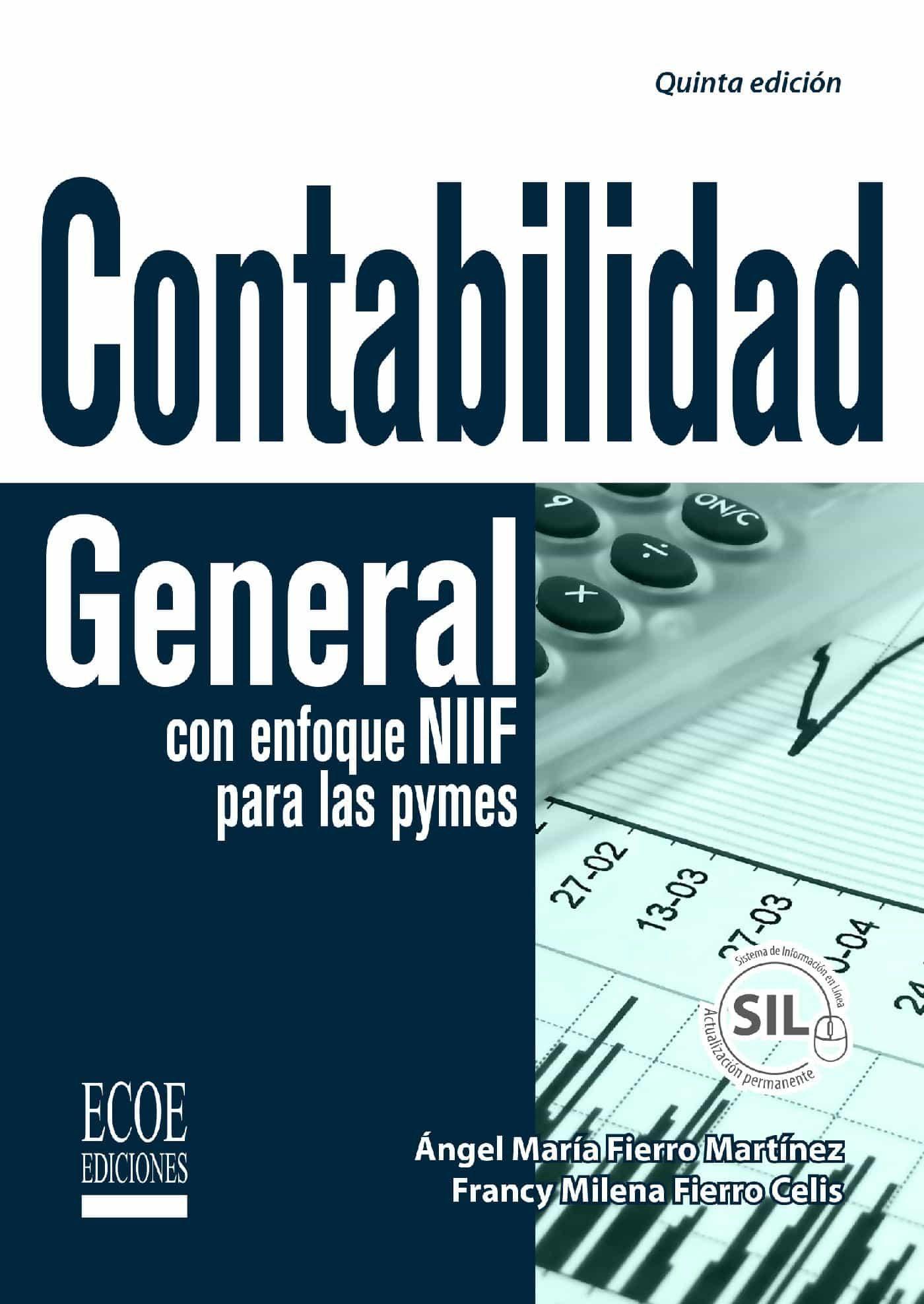 contabilidad general con enfoque niif para las pymes ebook angel