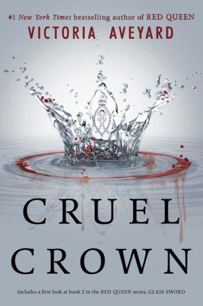 cruel crown-victoria aveyard-9780062435347