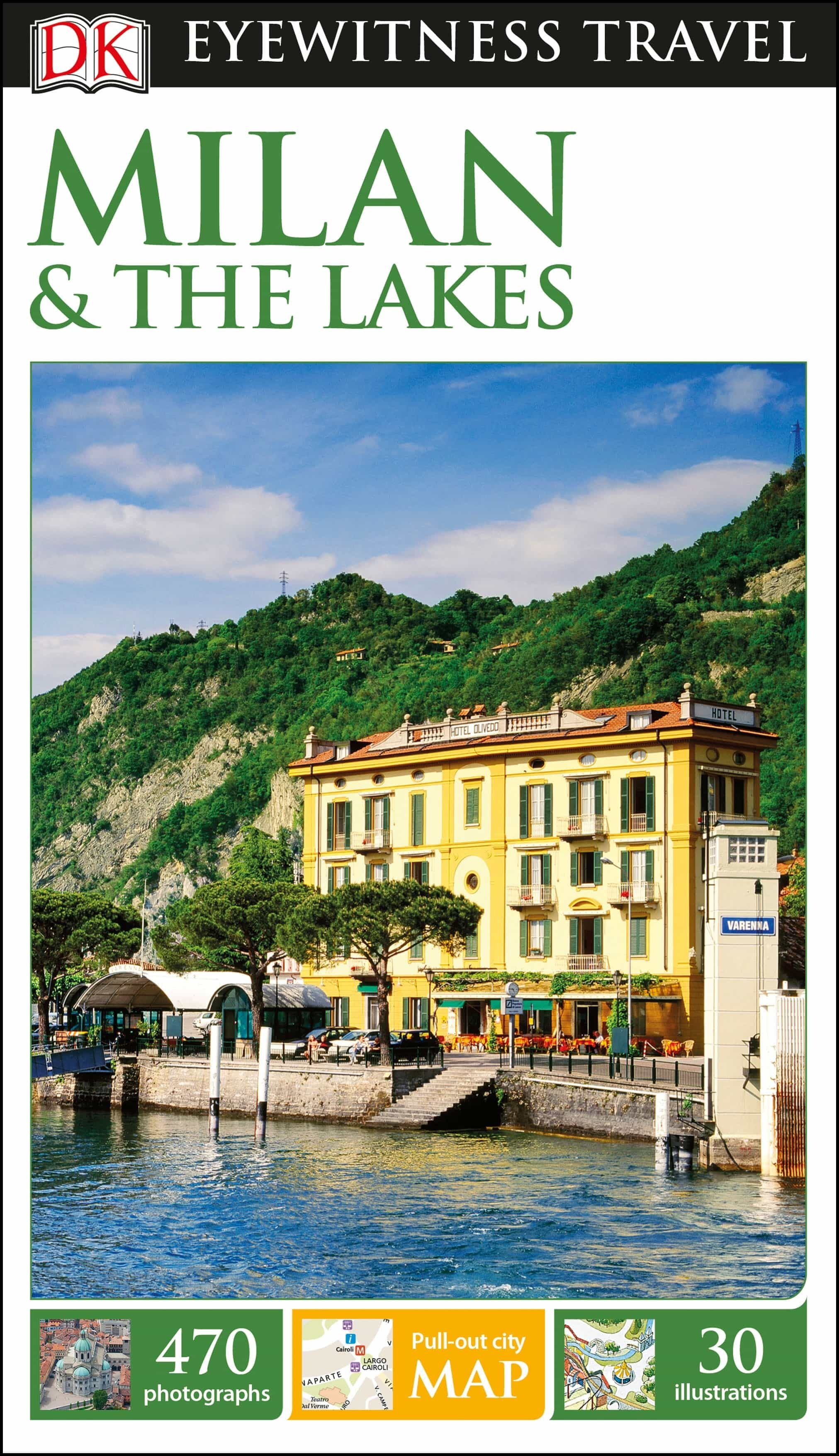 Dk Eyewitness Travel Guide Milan And The Lakes   por  epub