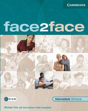 Face2face Intermediate: Workbook With Key por Gillie Cunningham;                                                                                    Chris Redston epub