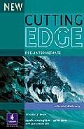 New Cutting Edge: Class Cds (pre-intermediate) (3 Cds) por Sarah Cunningham;                                                                                    Jane Comyns Carr;                                                                                    Peter Moor epub