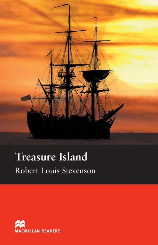 macmillan readers elementary: treasure island-robert louis stevenson-9781405072847