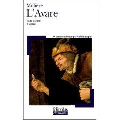 L Avare (texte Integral + Dossier) por Moliere epub