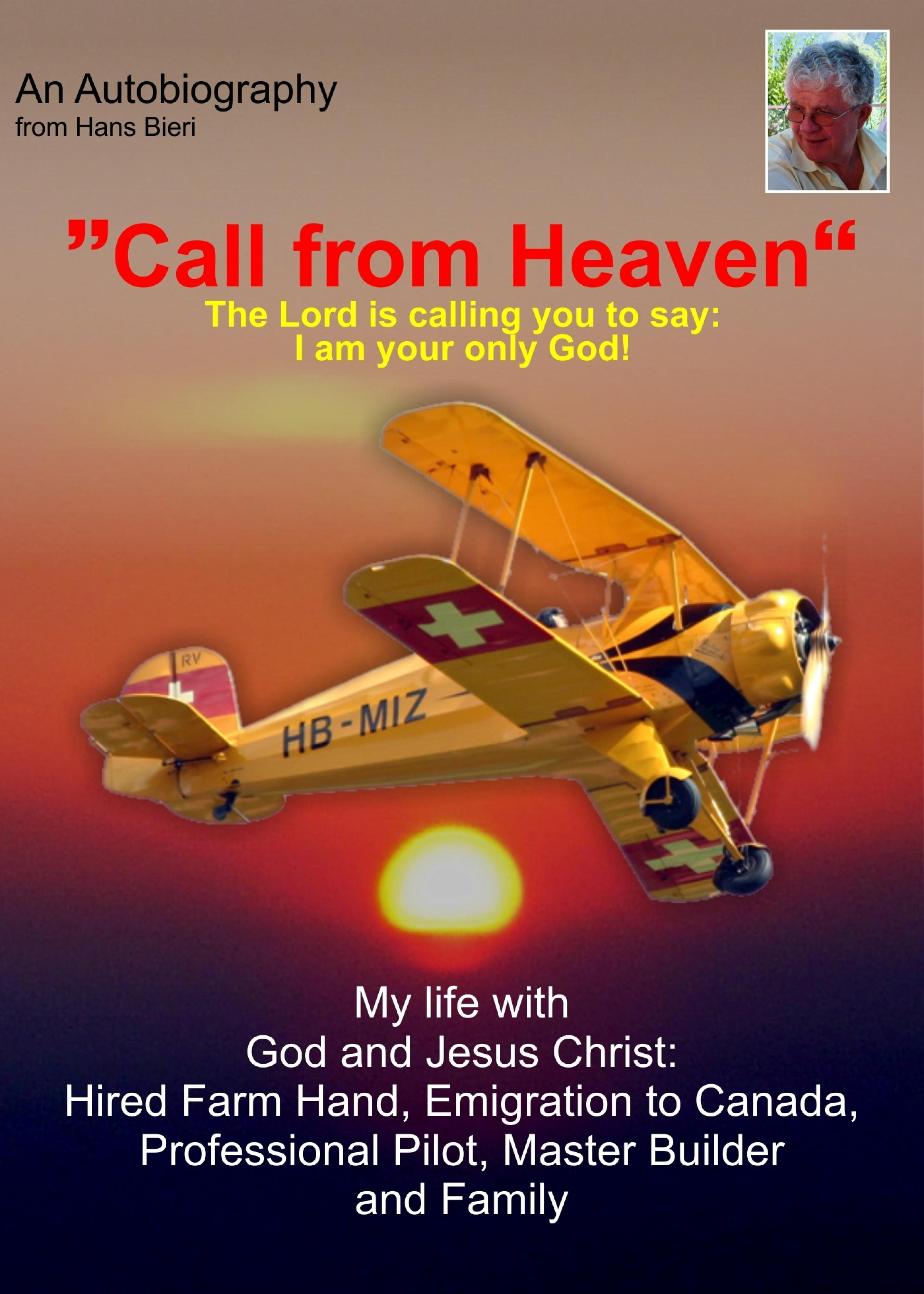«Call From Heaven»: DJVU EPUB por Hans Bieri 978-3033040847