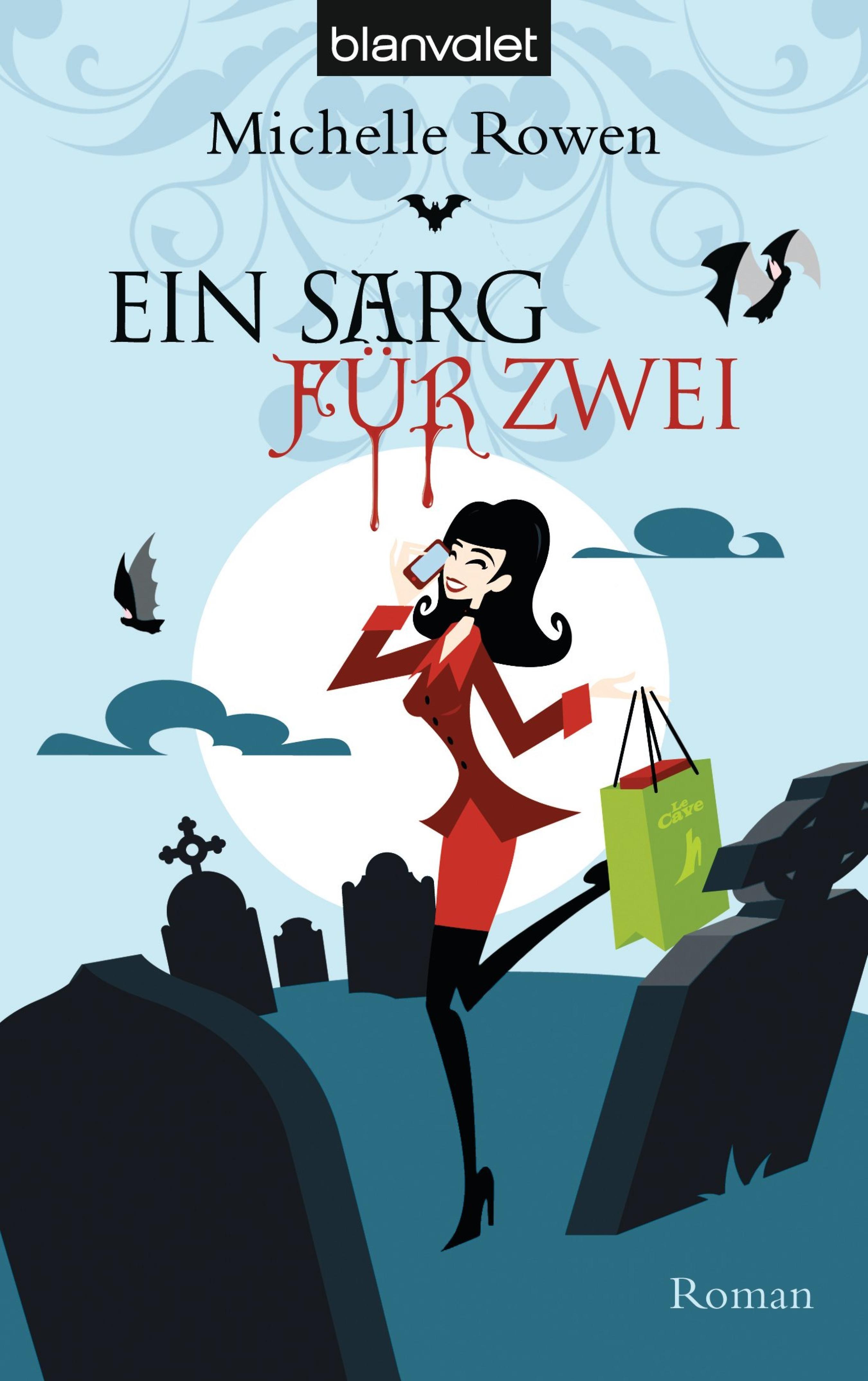 Ein Sarg F ¼r Zwei (ebook)michelle Rowen9783641097547
