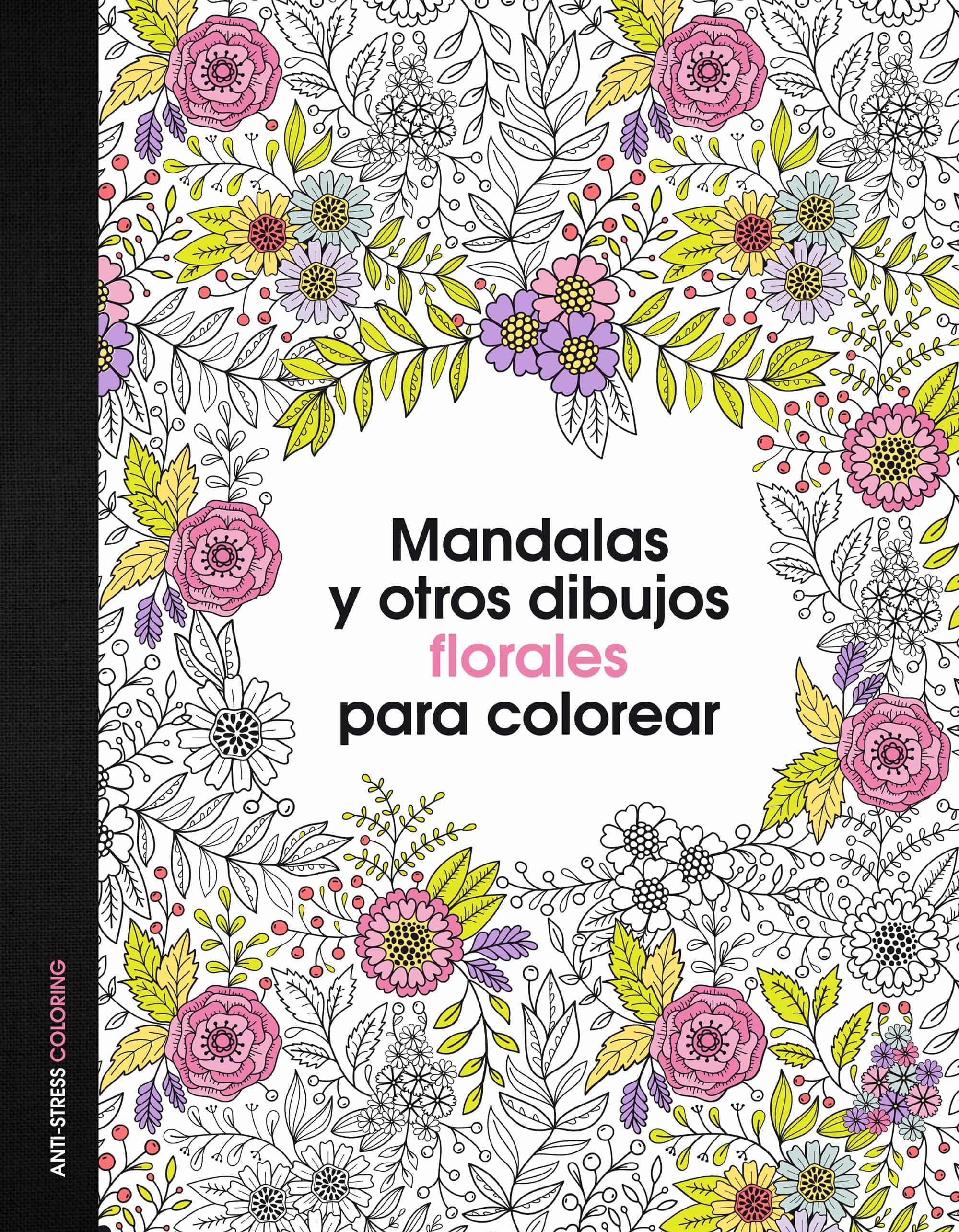 MANDALAS Y OTROS DIBUJOS FLORALES PARA COLOREAR | VV.AA. | Comprar ...