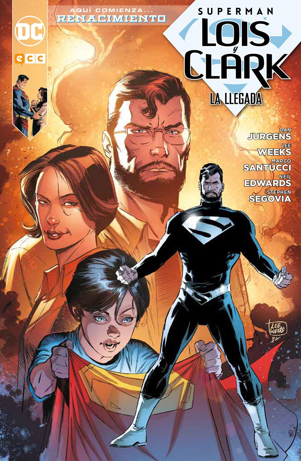 Superman: Lois Y Clark - La Llegada por Dan Jurgens epub