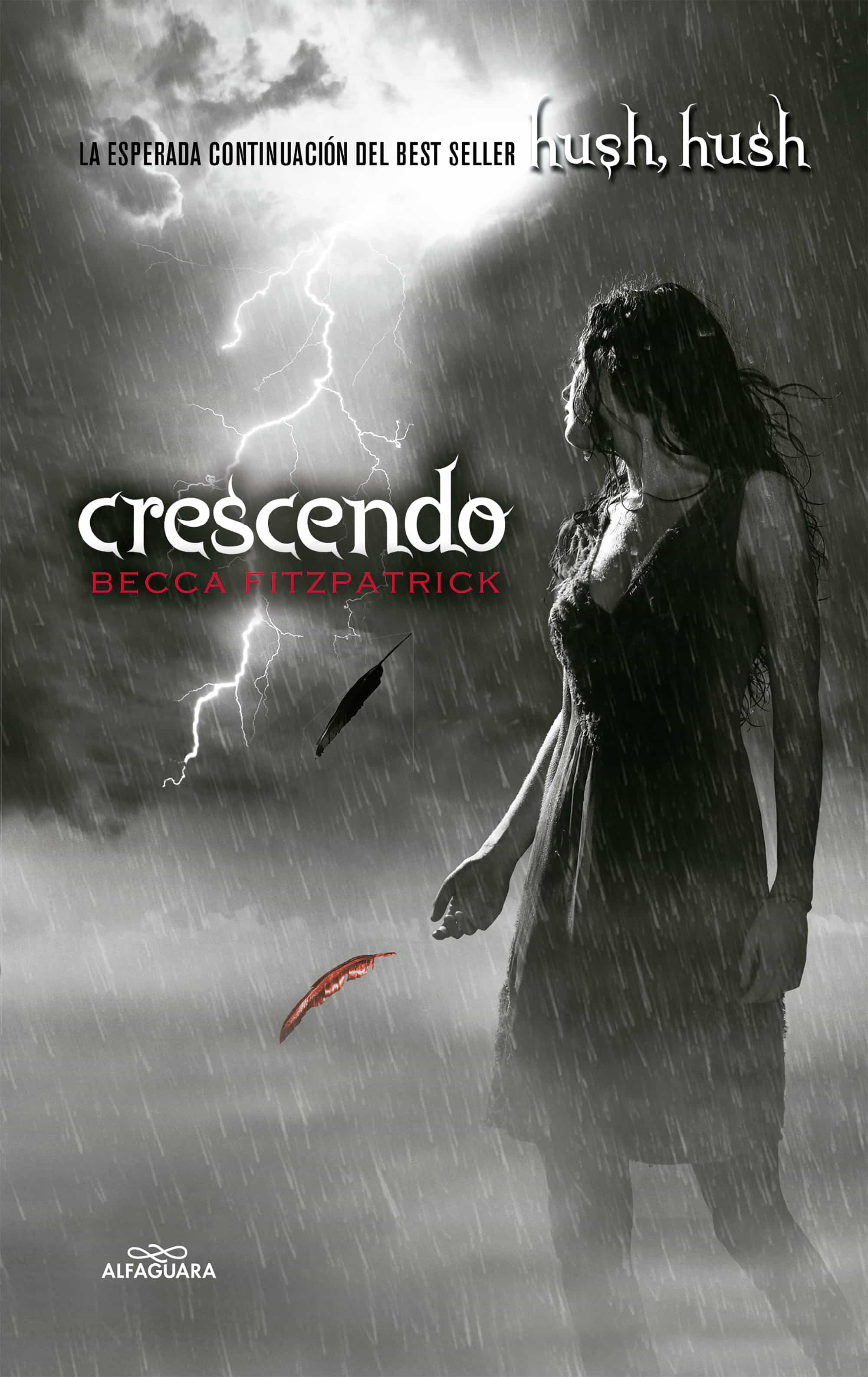Crescendo (saga Hush, Hush 2) por Becca Fitzpatrick