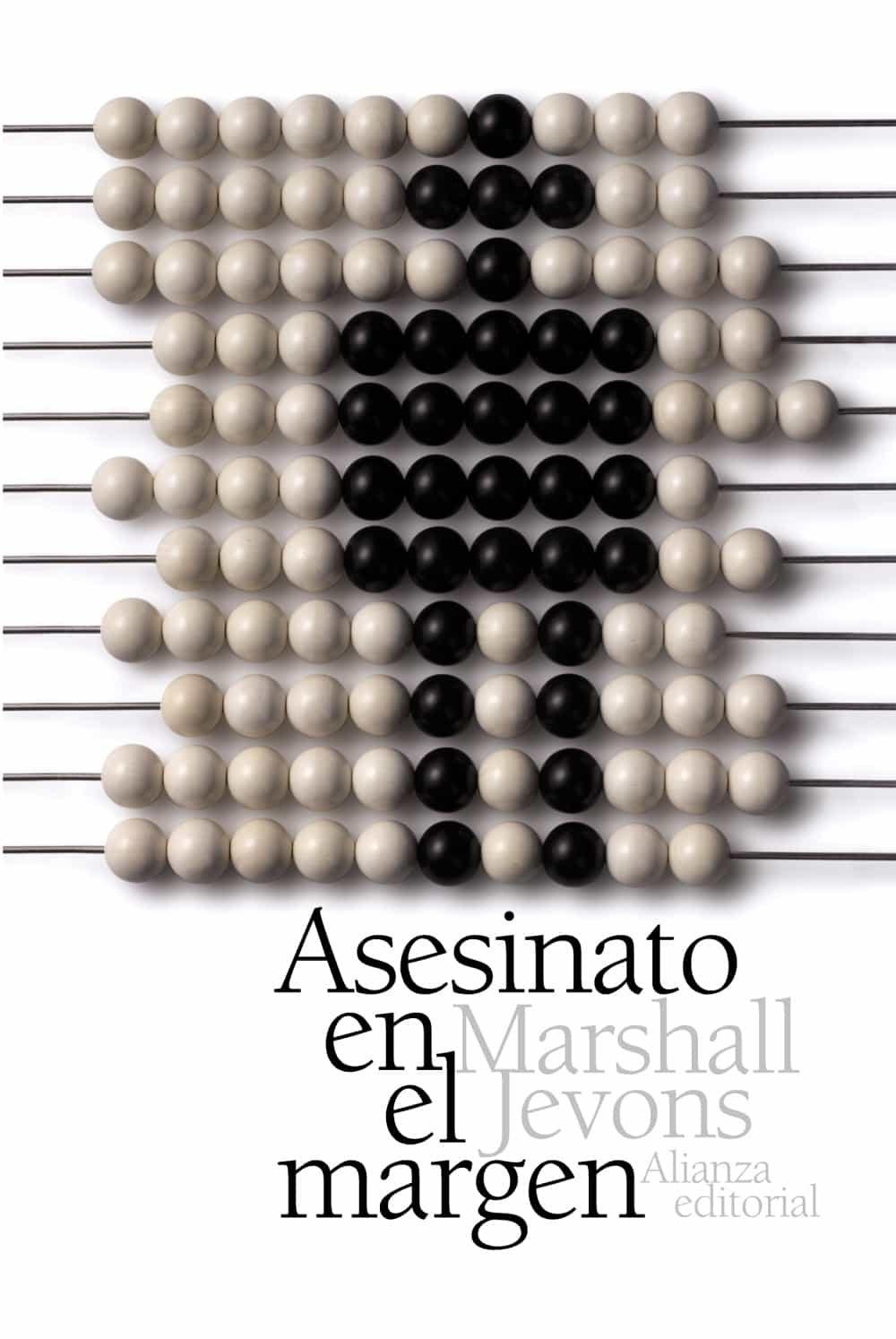 ASESINATO EN EL MARGEN   MARSHALL JEVONS   Comprar libro 9788420661247