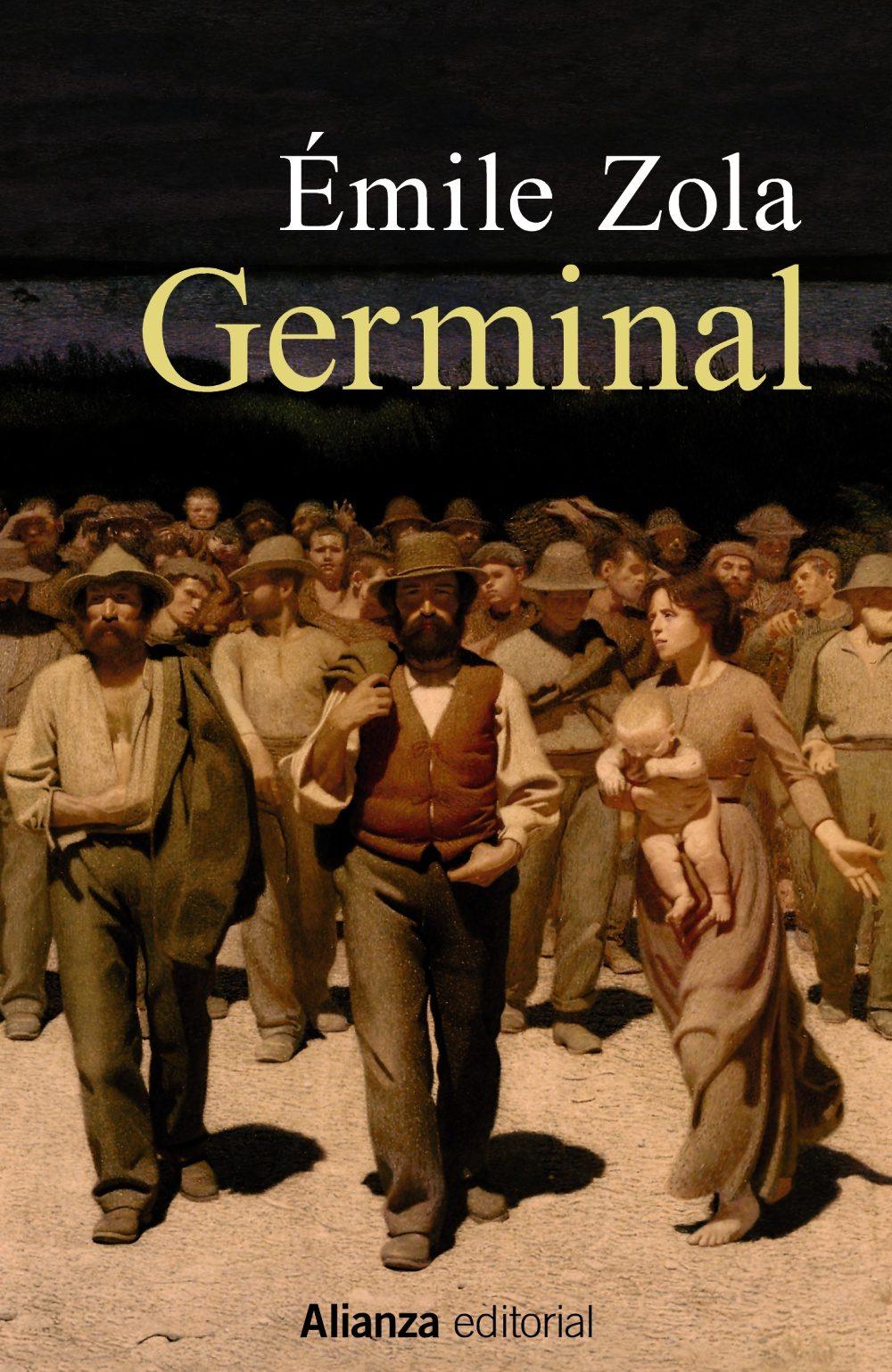 Resultado de imagen de germinal libro
