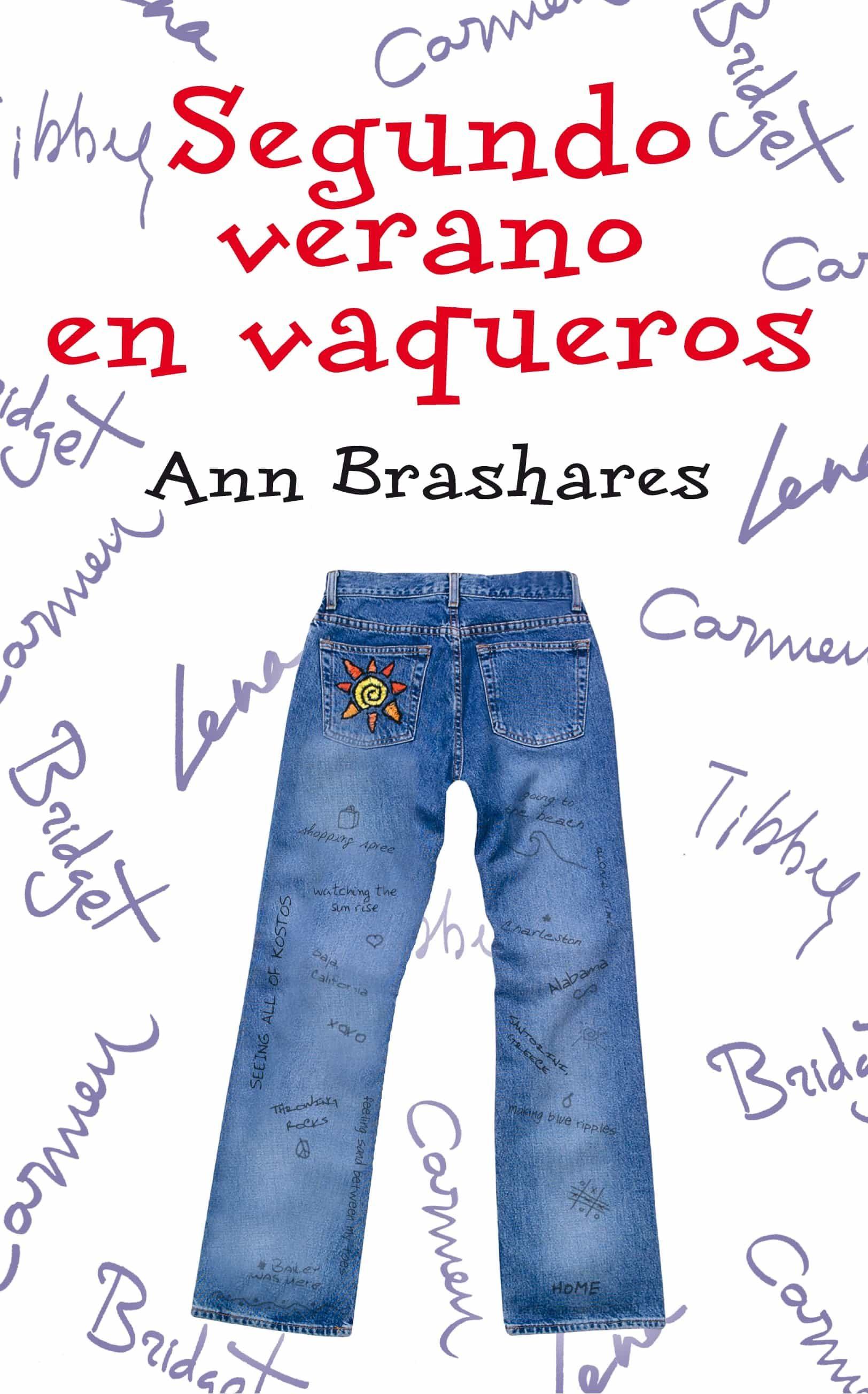 Segundo Verano En Vaqueros por Ann Brashares epub