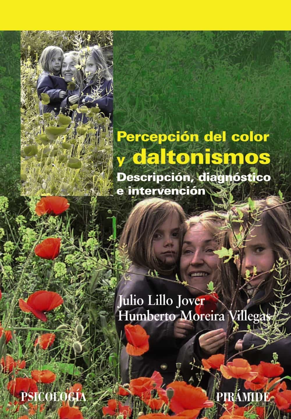 PERCEPCION DEL COLOR Y DALTONISMO: DESCRIPCION, DIAGNOSTICO E INT ...