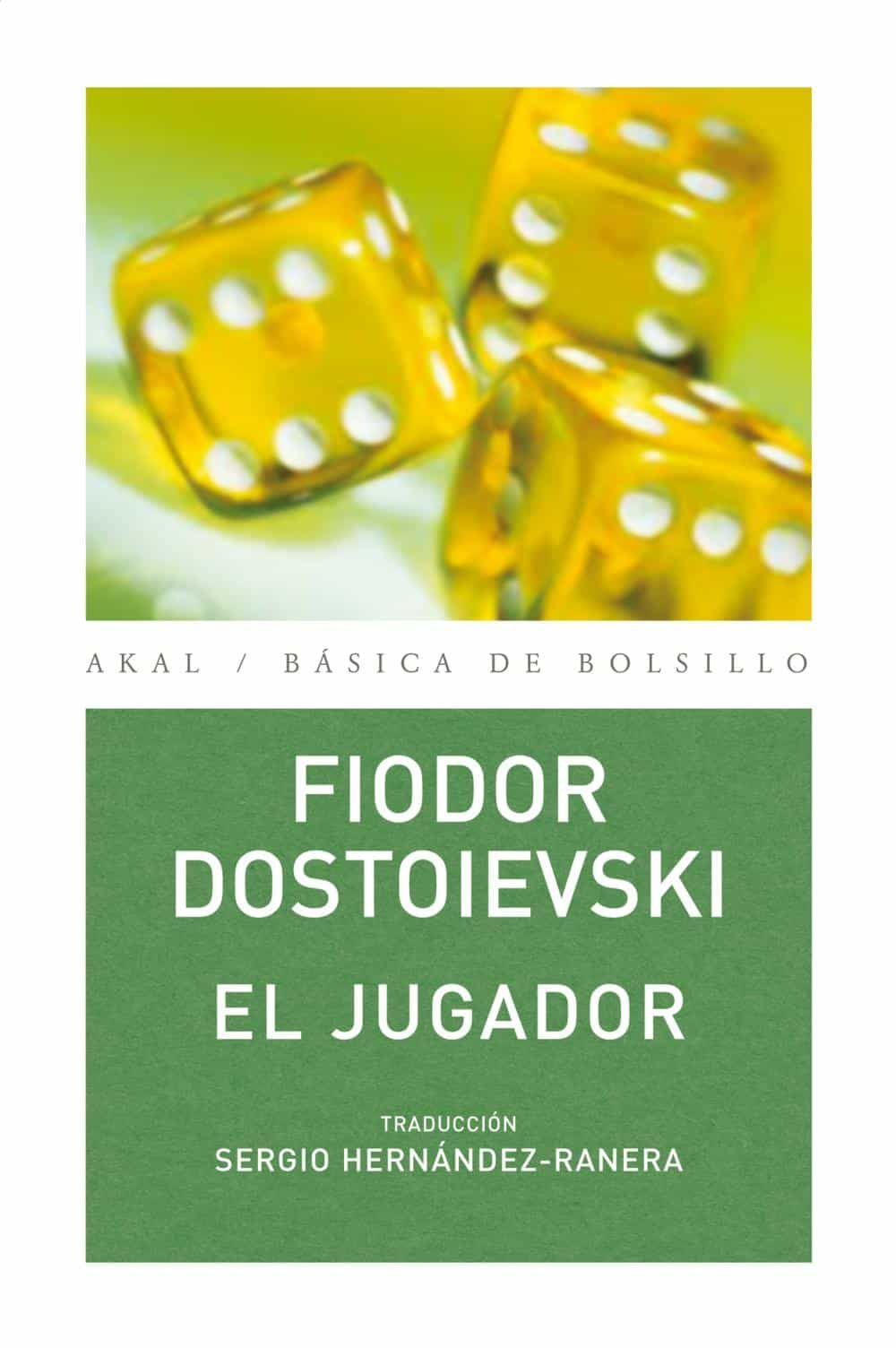 El Jugador por Fiodor Dostoievski Gratis