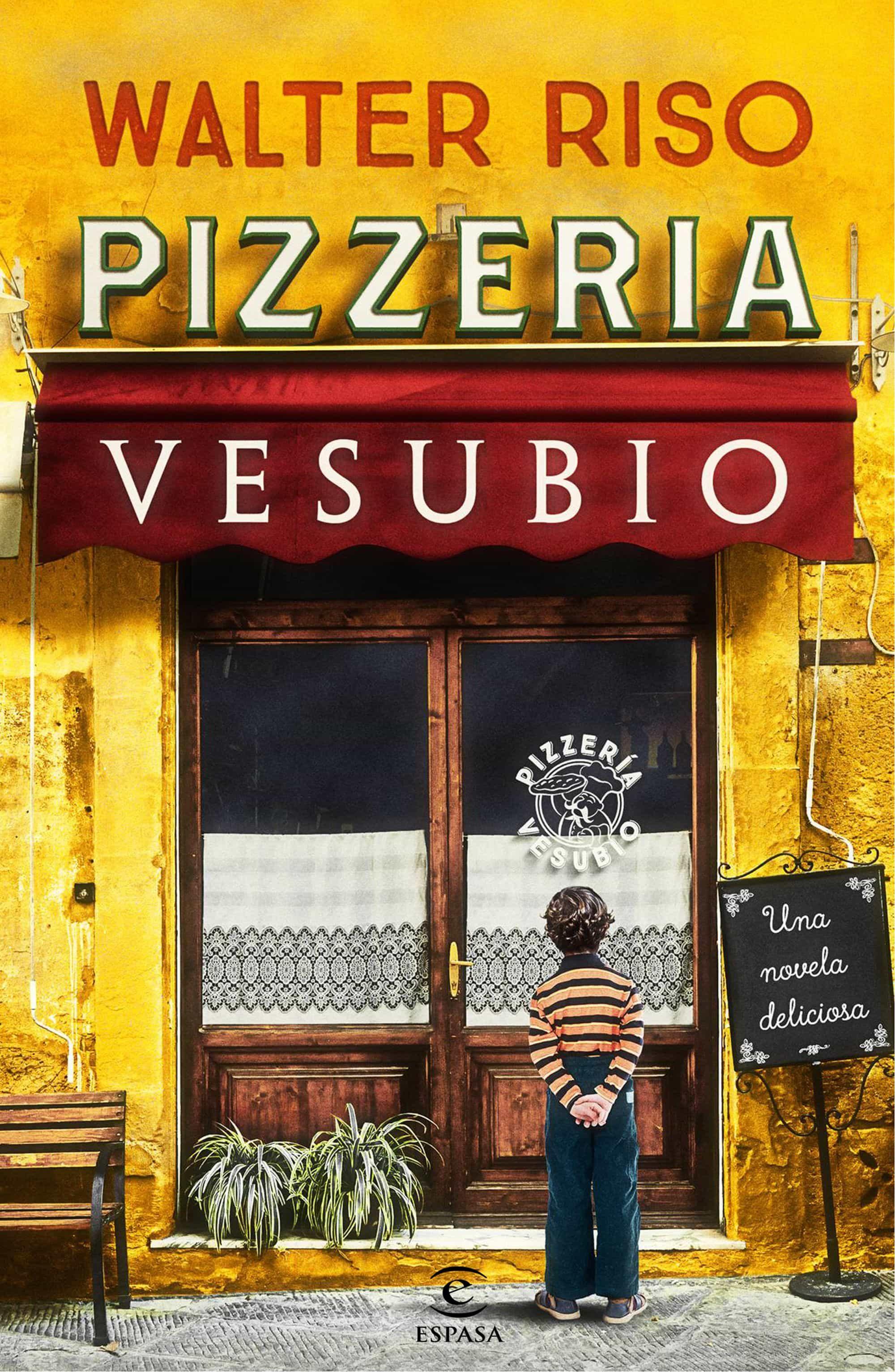 pizzeria vesubio-walter riso-9788467050547
