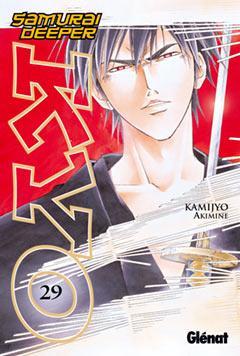 Samurai Deeper Kyo 29 por Kamijyo Akimine epub