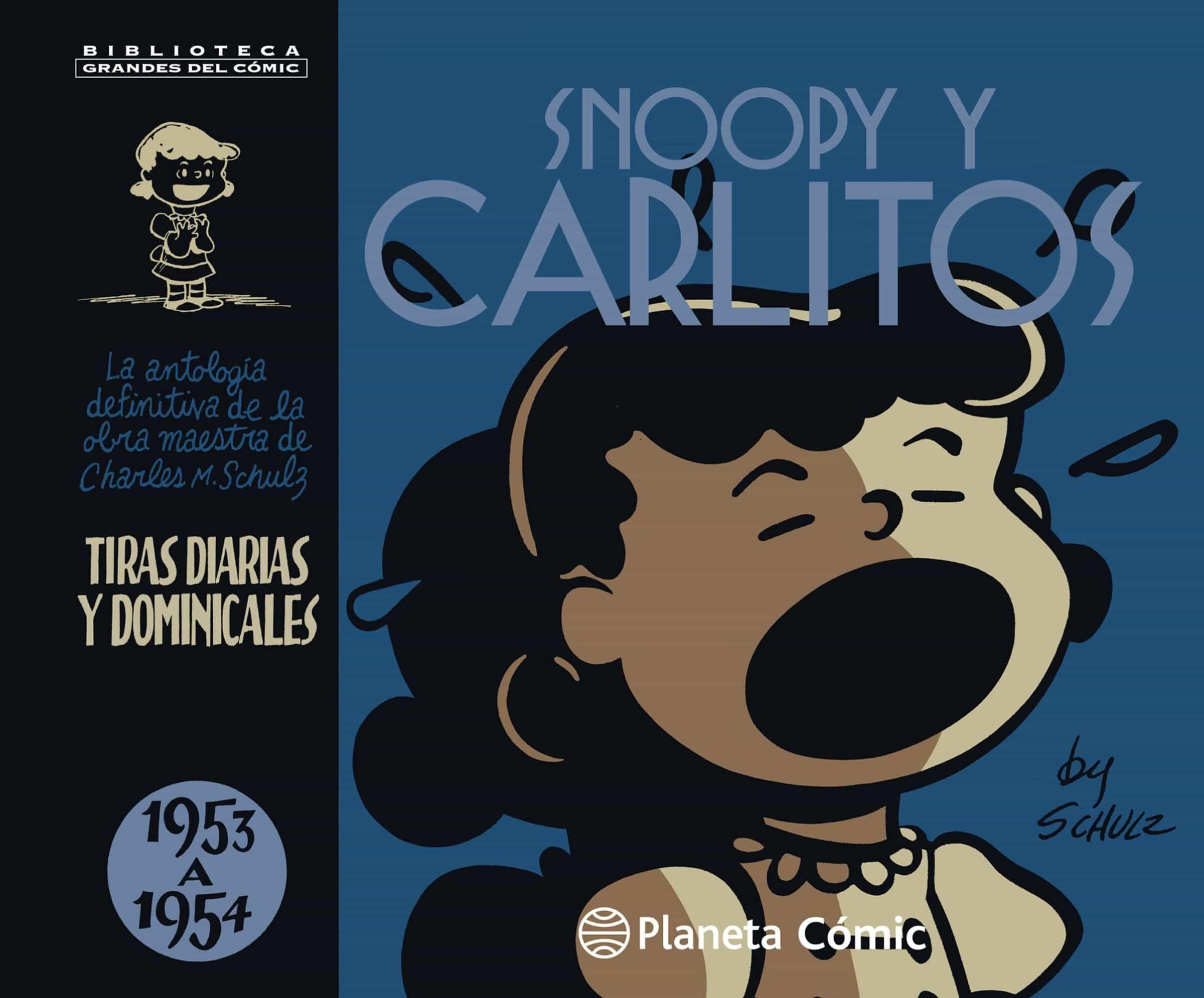Snoopy Y Carlitos 1953-1954 Nº 02/25 (nueva Edicion) por Charles M. Schulz